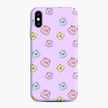 Load image into Gallery viewer, Care Bears Love 5 iPhone XS Max Case, Snap Case