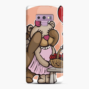 Care Bears Love 8 Samsung Galaxy Note 9 Case, Snap Case