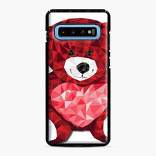 Load image into Gallery viewer, Care Bears Love 9 Samsung Galaxy S10 Case, Black Plastic Case