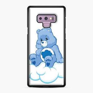 Care Bears Samsung Galaxy Note 9 Case, Black Plastic Case