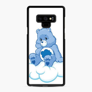 Care Bears Samsung Galaxy Note 9 Case, Black Rubber Case