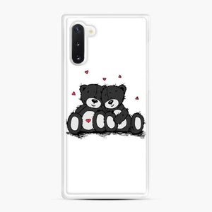 Care BearsGift Of Love 2 Samsung Galaxy Note 10 Case, White Rubber Case