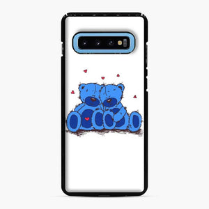 Care BearsGift Of Love 8 Samsung Galaxy S10 Case, Black Plastic Case