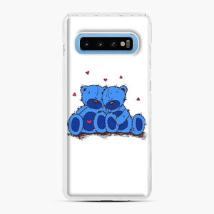 Care BearsGift Of Love 8 Samsung Galaxy S10 Case, White Plastic Case