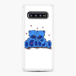 Care BearsGift Of Love 8 Samsung Galaxy S10 Case, White Rubber Case