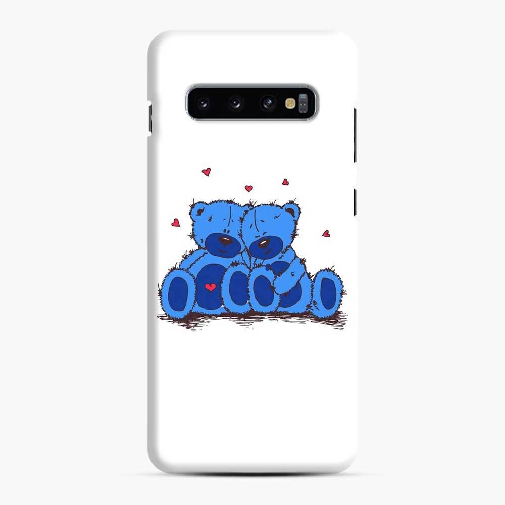 Care BearsGift Of Love 8 Samsung Galaxy S10 Case, Snap Case