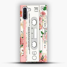Load image into Gallery viewer, Cassette Tape Sensibility Ver Samsung Galaxy Note 10 Case, Snap Case | Webluence.com