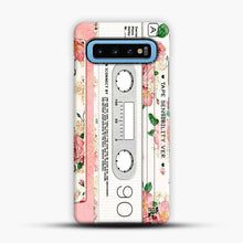 Load image into Gallery viewer, Cassette Tape Sensibility Ver Samsung Galaxy S10 Case, Snap Case | Webluence.com