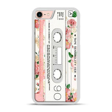 Load image into Gallery viewer, Cassette Tape Sensibility Ver iPhone 7/8 Case.jpg, White Rubber Case | Webluence.com