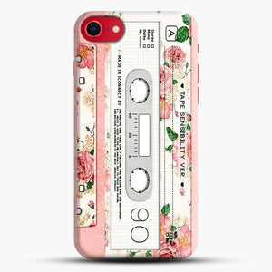 Cassette Tape Sensibility Ver iPhone 7/8 Case.jpg, Snap Case | Webluence.com