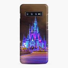Load image into Gallery viewer, Castle Disney Wonderful Land Cinderella Castle World Samsung Galaxy S10 Plus Case