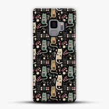 Load image into Gallery viewer, Cat Folk Samsung Galaxy S9 Case, Snap Case | Webluence.com