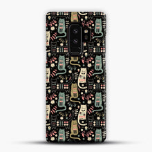 Load image into Gallery viewer, Cat Folk Samsung Galaxy S9 Plus Case, Snap Case | Webluence.com