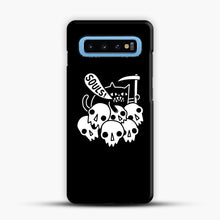 Load image into Gallery viewer, Cat Got Your Soul Samsung Galaxy S10 Case, Snap Case | Webluence.com