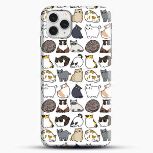 Cats Cats Cats iPhone 11 Pro Case, Snap Case | Webluence.com