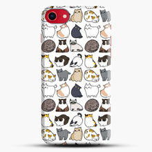 Load image into Gallery viewer, Cats Cats Cats iPhone 7/8 Case.jpg, Snap Case | Webluence.com