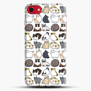 Cats Cats Cats iPhone 7/8 Case.jpg, Snap Case | Webluence.com