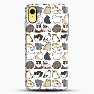 Cats Cats Cats iPhone XR Case, Snap Case | Webluence.com