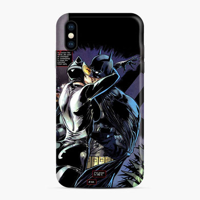 Catwoman And Batman iPhone XS Max Case, Snap Case