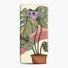 Load image into Gallery viewer, Cheeseplant Lines Seventies Samsung Galaxy Note 9 Case