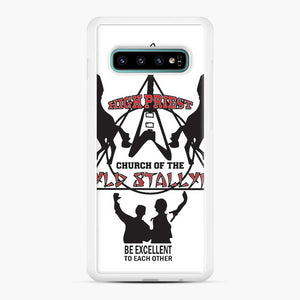 Church Of The Wyld Stallyns Samsung Galaxy S10 Plus Case