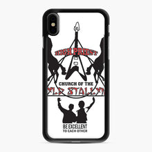 Load image into Gallery viewer, Church Of The Wyld Stallyns iPhone XS Max Case