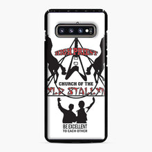 Load image into Gallery viewer, Church Of The Wyld Stallyns Samsung Galaxy S10 Plus Case
