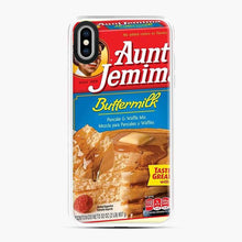 Load image into Gallery viewer, Classic Aunt Jemima iPhone XS Max Case, White Plastic Case