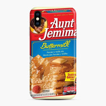 Load image into Gallery viewer, Classic Aunt Jemima iPhone XS Max Case, Snap Case