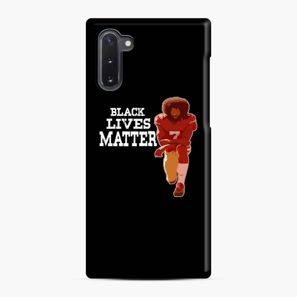 Colin Kaepernick My Mvp Samsung Galaxy Note 10 Case, Snap Case