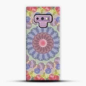 Colored Samsung Galaxy Note 9 Case, Snap Case | Webluence.com