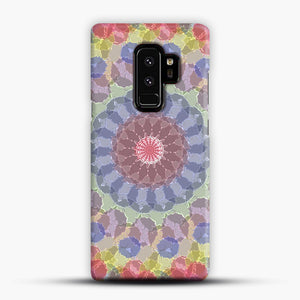 Colored Samsung Galaxy S9 Plus Case, Snap Case | Webluence.com