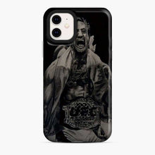 Load image into Gallery viewer, Conor Mcgregor Belt Victory White Black iPhone 11 Case