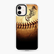 Load image into Gallery viewer, Cool Baseball iPhone 11 Case