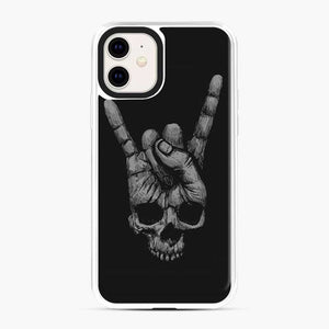 Cool The Skull Minimal iPhone 11 Case