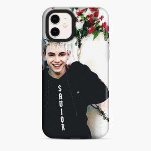 Corbyn Besson Why Don't We White Watercolor iPhone 11 Case