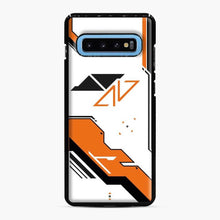 Load image into Gallery viewer, Counter Strike Asiimov Design Scgo Samsung Galaxy S10 Case, Black Plastic Case