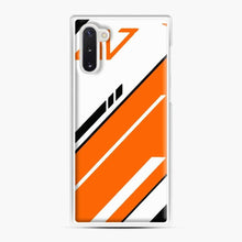 Load image into Gallery viewer, Counter Strike Global Offensive Cs Go Asiimov Samsung Galaxy Note 10 Case, White Plastic Case
