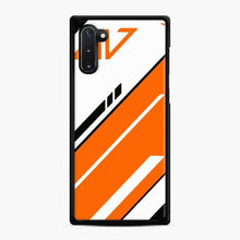 Load image into Gallery viewer, Counter Strike Global Offensive Cs Go Asiimov Samsung Galaxy Note 10 Case, Black Rubber Case