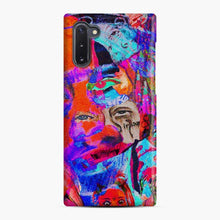 Load image into Gallery viewer, Creepy Painting Trippie Redd Samsung Galaxy Note 10 Case, Snap Case