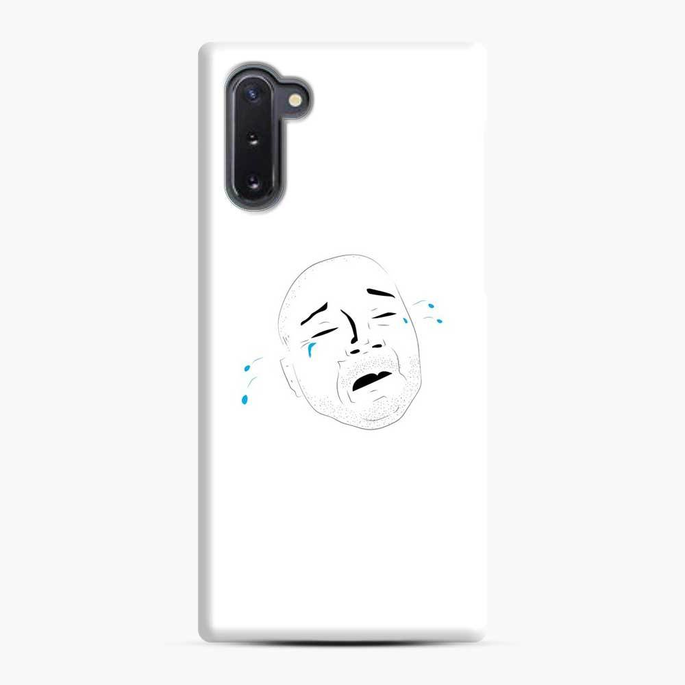 Crying Nazi Samsung Galaxy Note 10 Case, Snap Case