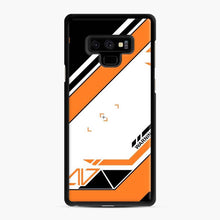 Load image into Gallery viewer, Cs Go Asiimov 1 Samsung Galaxy Note 9 Case, Black Rubber Case