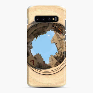 Cs Go Mirage Panorama Samsung Galaxy S10 Case, Snap Case