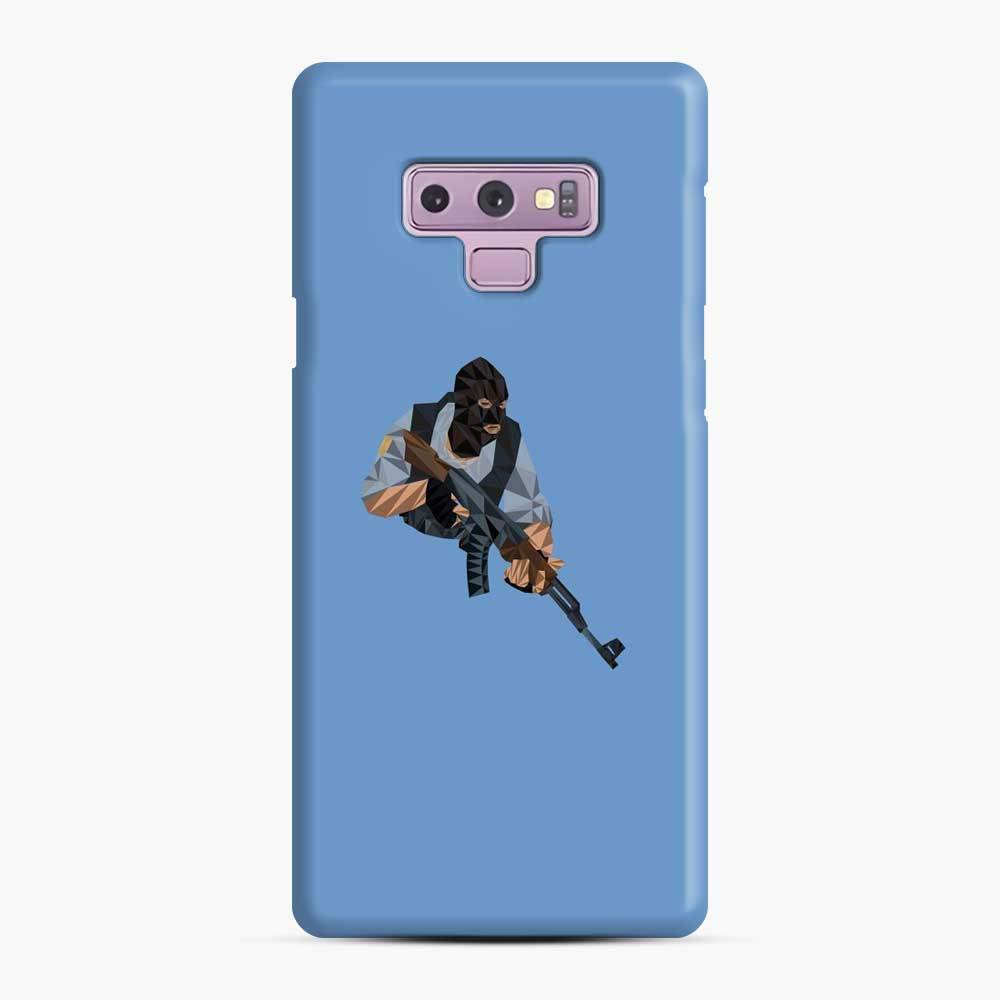 Cs Go Terrorists Sticker Samsung Galaxy Note 9 Case, Snap Case