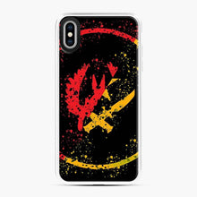 Load image into Gallery viewer, Csgo 6 iPhone XS Max Case, White Plastic Case
