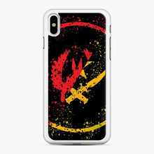 Load image into Gallery viewer, Csgo 6 iPhone XS Max Case, White Rubber Case
