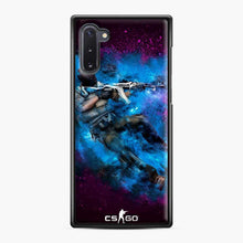 Load image into Gallery viewer, Csgo 9 Samsung Galaxy Note 10 Case, Black Plastic Case