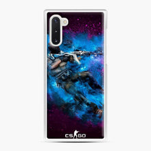 Load image into Gallery viewer, Csgo 9 Samsung Galaxy Note 10 Case, White Plastic Case