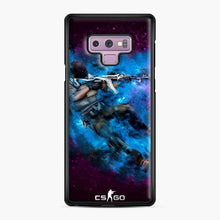 Load image into Gallery viewer, Csgo 9 Samsung Galaxy Note 9 Case, Black Plastic Case