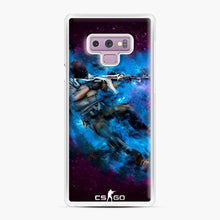 Load image into Gallery viewer, Csgo 9 Samsung Galaxy Note 9 Case, White Plastic Case